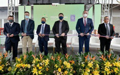 Inauguran el proyecto de generación y almacenamiento de energía más grande de Costa Rica