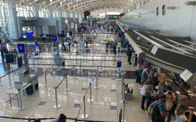 ¿Va a viajar próximamente? Acá, algunos consejos al llegar o salir por el Aeropuerto Internacional Juan Santamaría