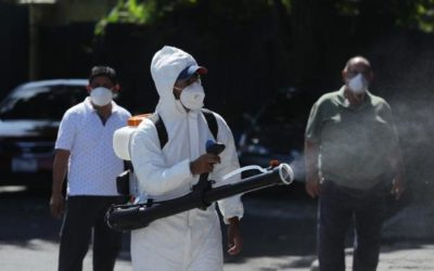 El Salvador maneja bien la pandemia a nivel de Centroamérica, según experto