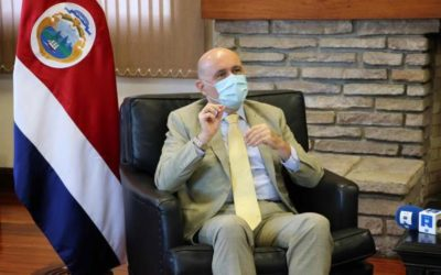 Costa Rica llama a apoyar propuestas globales contra la pandemia