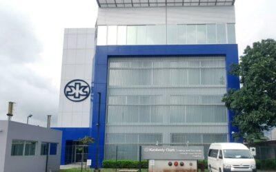 Centro de Servicios Corporativos de Kimberly-Clark recibe reconocimiento de la Cámara de Industrias de Costa Rica