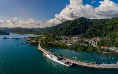 Costa Rica: Avanzan obras por ₡1.208 millones en muelle de Golfito
