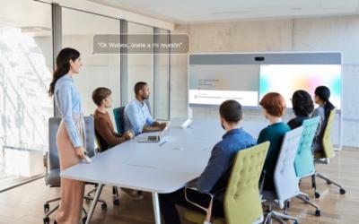 Tecnologías para volver a la oficina de manera segura
