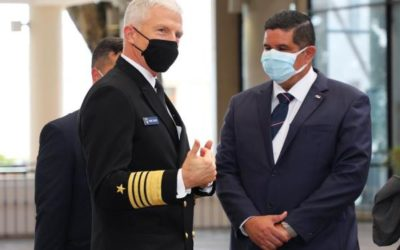 EE.UU. confía en Panamá para luchar contra el narcotráfico y la corrupción