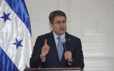 Presidente de Honduras inicia gira en Europa para atraer inversiones y fortalecer cooperación