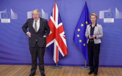Unión Europea y Reino Unido decidirán el futuro de su negociación