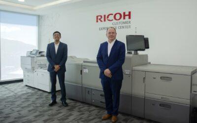 Ricoh inaugura nuevas oficinas Corporativas en Guatemala