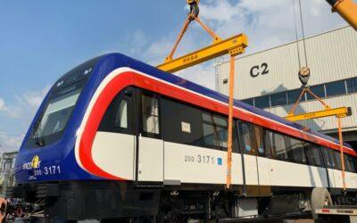 Costa Rica: Puerto Caldera recibirá trenes del INCOFER el 16 de diciembre