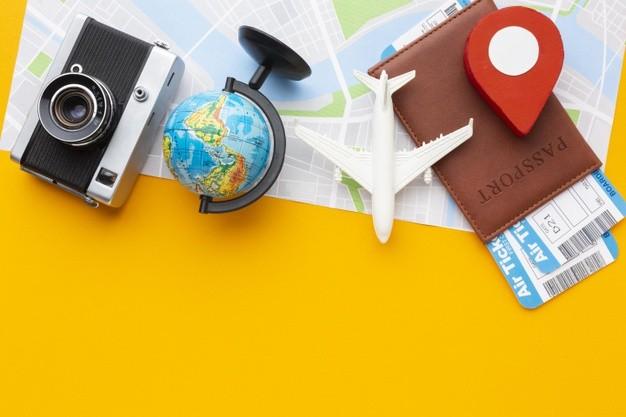 Aportación del turismo al PIB mundial cae casi a la mitad por el covid-19