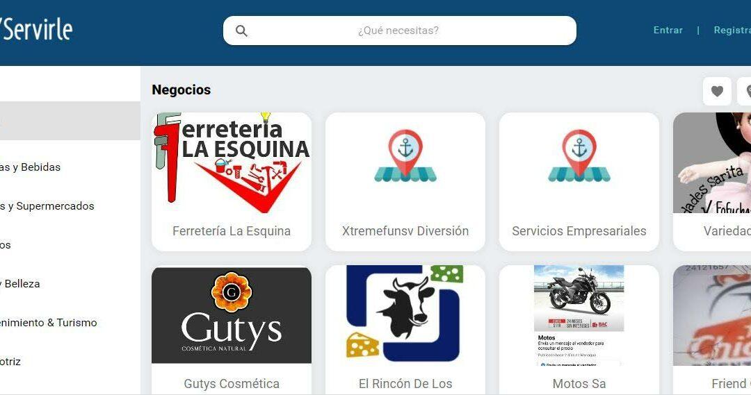El Salvador: Energía del Pacífico impulsa la dinamización de la economía a través de app web Pa'Servirle