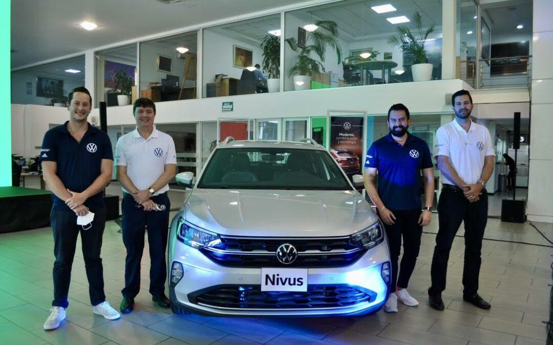 Volkswagen inaugura en Guatemala una nueva era con su modelo Nivus