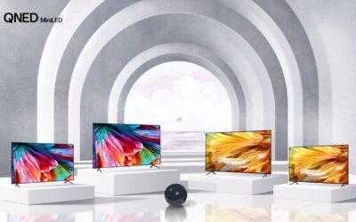 LG lanza última tecnología en TV en CES 2021