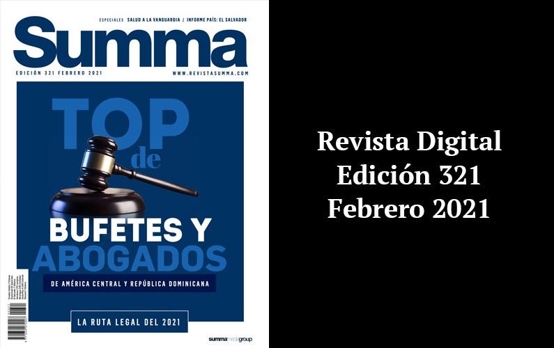 REVISTA SUMMA DIGITAL EDICIÓN 321