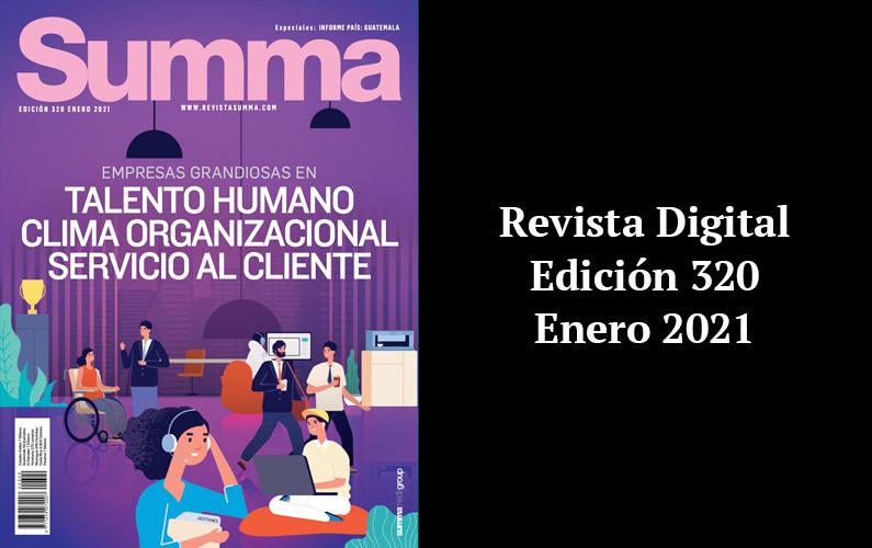 REVISTA SUMMA DIGITAL EDICIÓN 320