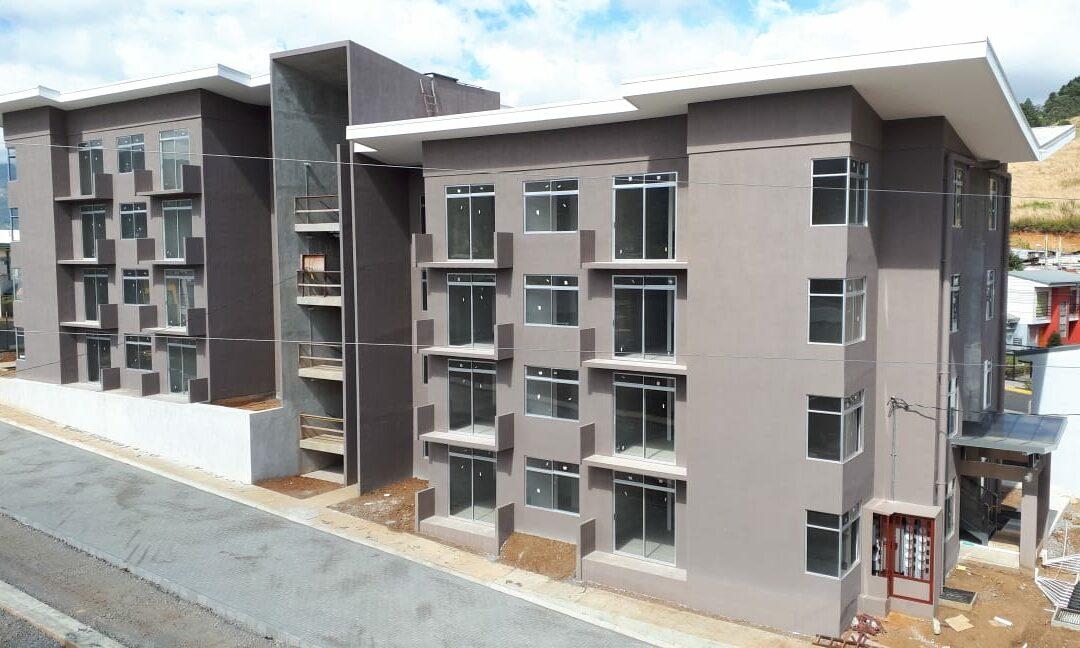 Costa Rica: Condominios verticales y torres de apartamentos cobran fuerza en vivienda social