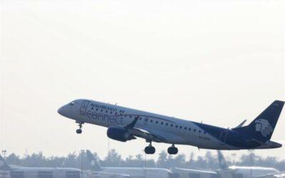 Aeroméxico ahorrará US$685 millones con despidos y nuevos contratos
