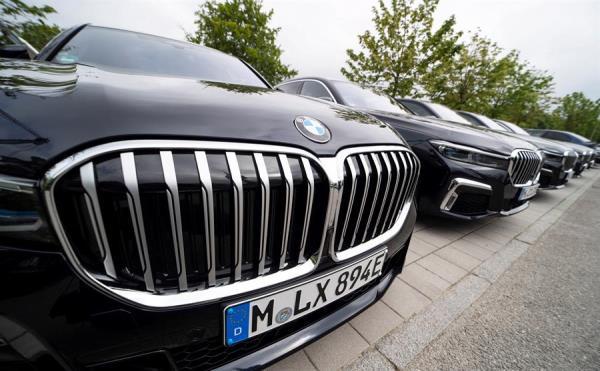BMW baja las ventas un 8,4 % en todo el mundo en 2020 por la pandemia