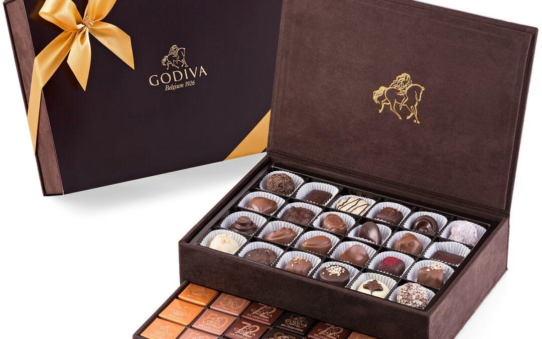 Chocolatería Godiva cerrará o venderá sus 128 tiendas en Estados Unidos