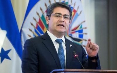 EE.UU., dispuesto a trabajar con el presidente hondureño pese a las denuncias