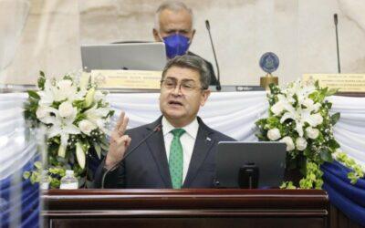 EE.UU. dispuesto a trabajar con el presidente de Honduras en áreas de interés común