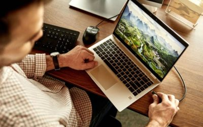 HP apuesta al futuro del trabajo con nuevo portafolio de Oficina en Casa