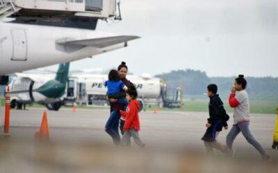 Honduras recibió 43.757 deportados en 2020, la menor cifra desde 2017