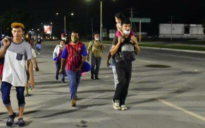 Guatemala exigirá una prueba negativa del Covid-19 a migrantes hondureños