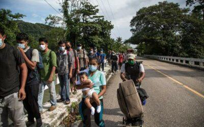 México, Honduras y Guatemala moverán tropas a frontera tras acuerdo de migración con EE.UU.