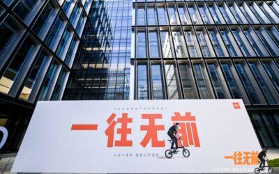 Xiaomi ingresa oficialmente al club de los 100 billones de dólares