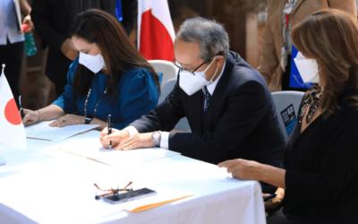 Hospitales hondureños recibirán ambulancias donadas por Japón