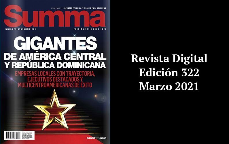 REVISTA SUMMA DIGITAL EDICIÓN 322