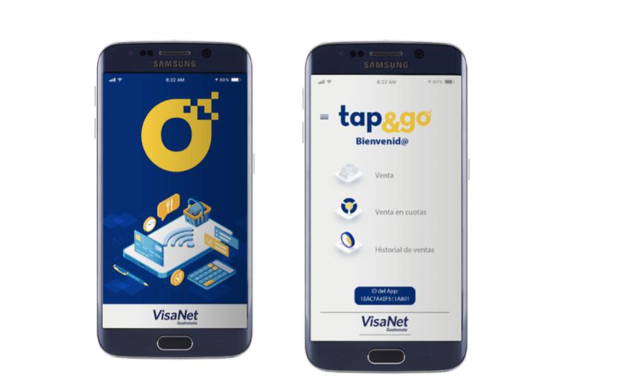 """VisaNet Guatemala lanza """"Tap & Go"""" novedosa aplicación para micro y pequeños comercios"""
