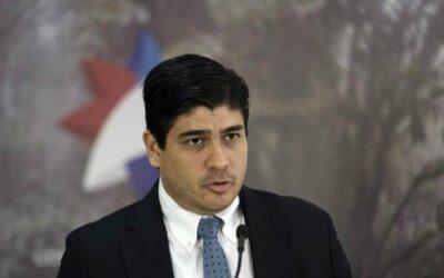 Presidente de Costa Rica viaja a la cumbre de la CELAC y a la Asamblea de la ONU