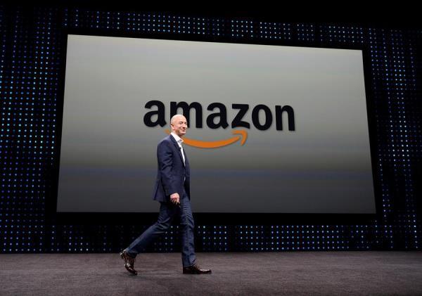 Jeff Bezos dejará de ser el consejero delegado de Amazon y lo sustituirá Andy Jassy
