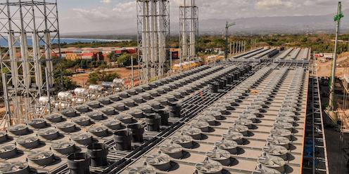 Energía del Pacífico avanza construcción de la planta de gas natural más grande de El Salvador