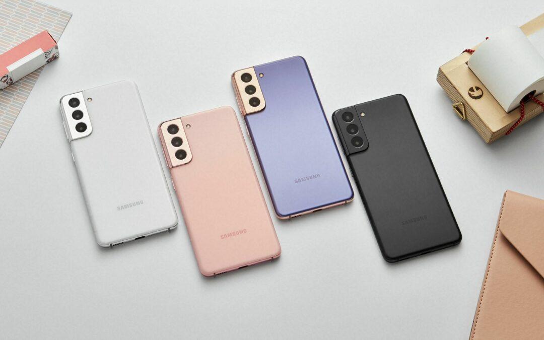 Serie Galaxy S21 ya está disponible en Costa Rica