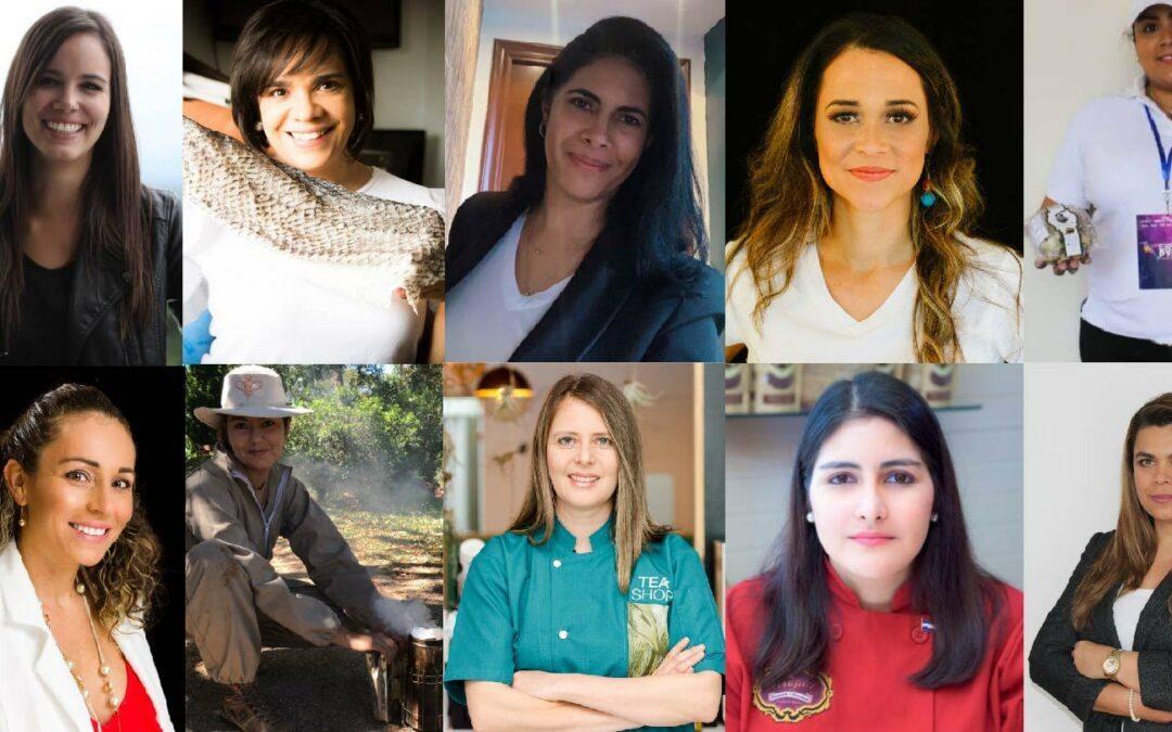 Seleccionan 10 mujeres empresarias centroamericanas para impulsar sus negocios en «Leads Mujer»