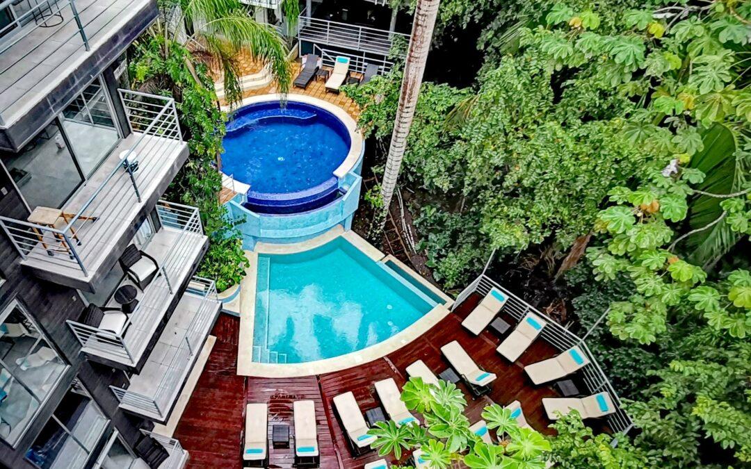 Jungle Vista Boutique Hotel, un espacio de lujo ideal para los amantes de la naturaleza