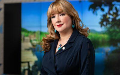 Lideresas de la Región: Antonia Antón de Hernández