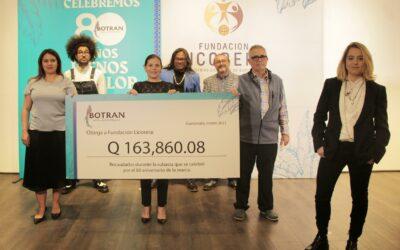 Ron Botran realiza recaudación en beneficio de educación guatemalteca