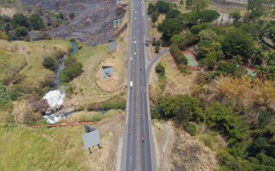 Costa Rica: Inicia fase de diseño del segundo lote de obras en ruta 1