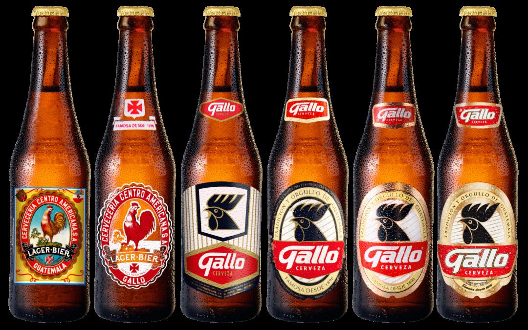 Cerveza Gallo celebra 125 años de ser la cerveza de los guatemaltecos