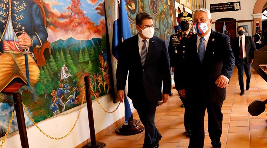Honduras aboga por integración de Centroamérica para dinamizar la economía de los pueblos