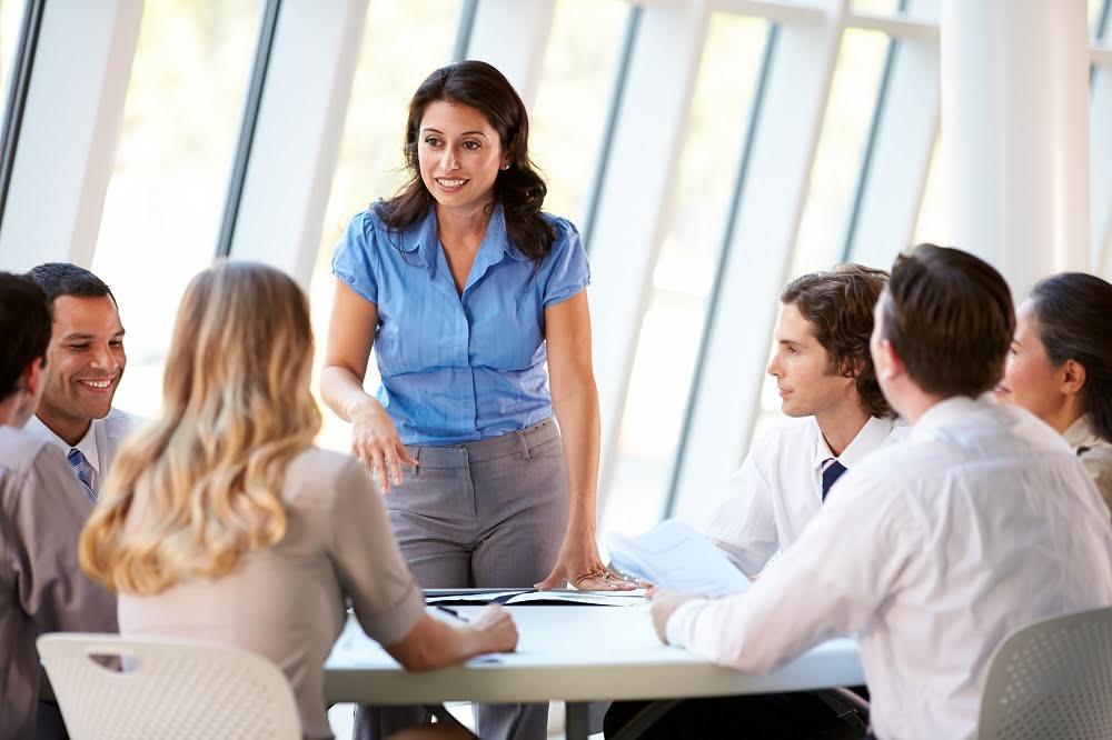Mujeres ganan terreno en el mundo corporativo