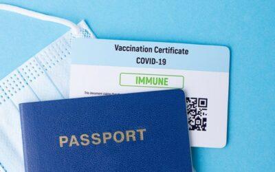Estados Unidos no exigirá un pasaporte de vacunación