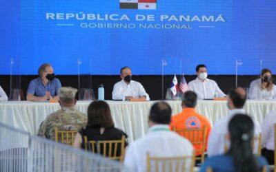 Panamá recibe 4 unidades móviles para atención de emergencias por parte de EE.UU.