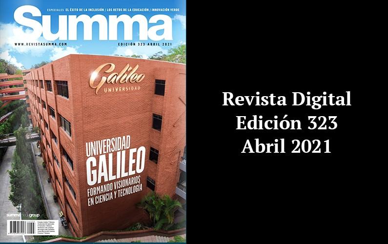 REVISTA SUMMA DIGITAL EDICIÓN 323