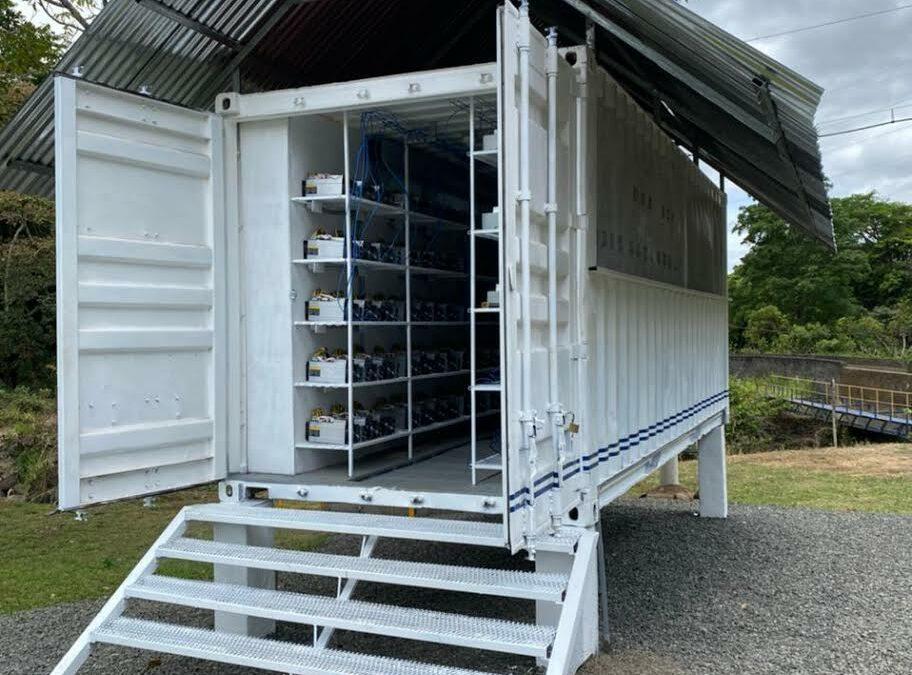 Costa Rica inaugura primer Centro de Minería Digital