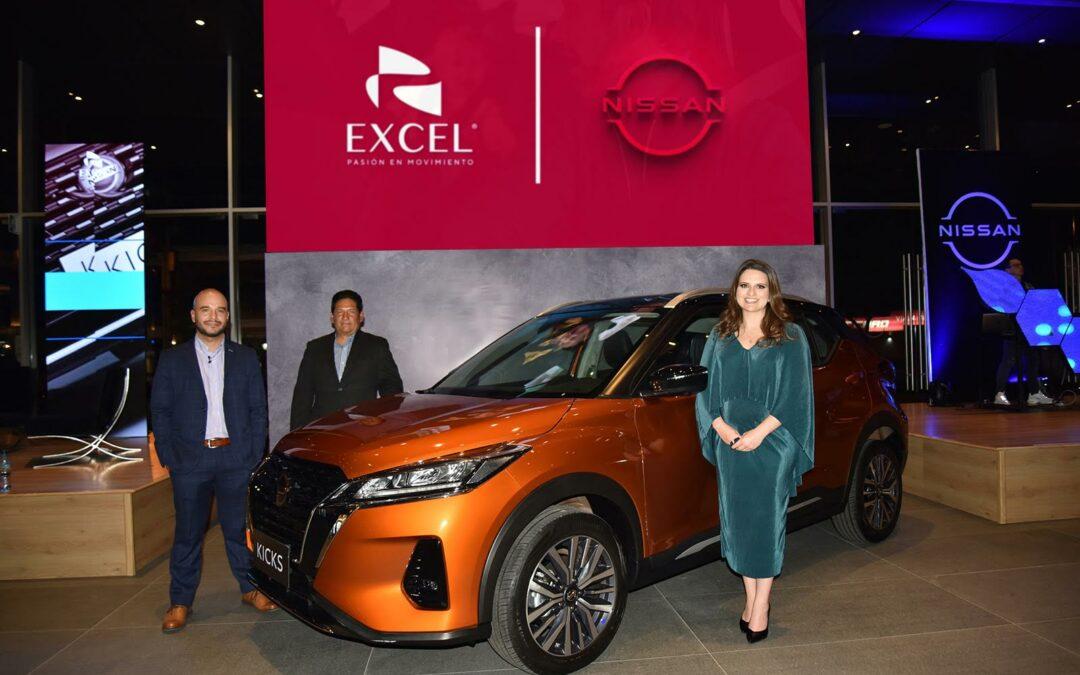 Excel introduce en el mercado guatemalteco el nuevo Nissan Kicks