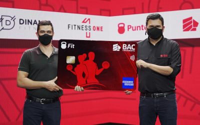 BAC Credomatic lanza la primera tarjeta Puntos Fit en Guatemala